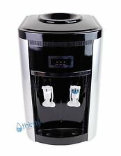 Water Cooler Room Temp. / Cold Dispenser Table Countertop Top Load Electric New