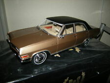 1:18 BOS Opel Diplomat A V8 beige/cream 1964 Limited Edition 1 of 1000 OVP