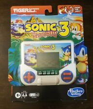 Hasbro Tiger Electronics Handheld Sonic The Hedgehog 3 LCD Game Reissue