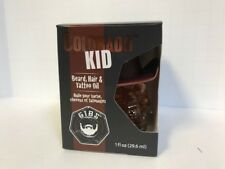 Gibs Colorado Kid Beard, Hair & Tattoo Oil - 1oz (BOX INCLUDED)