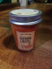 1 Bath & Body Works CAYENNE CARAMEL  Scented Candle 6 oz RARE discontinued