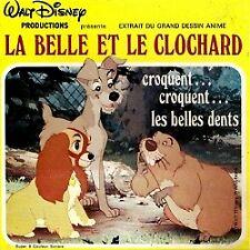 """Film Super 8: La Belle et le Clochard """"Croquent... croquent... les belles Dents"""""""