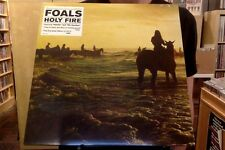 Foals Holy Fire LP sealed vinyl