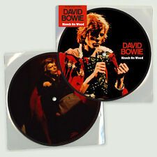 "David Bowie Music 7"" Single Records"