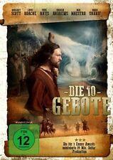 DVD *  DIE 10 GEBOTE - Die komplette Miniserie  # NEU OVP &