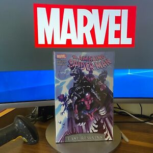 Amazing Spider-man #11 Last Remains (GN Graphic Novel Trade Paper Back)