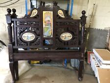 More details for rare antique chinese bed