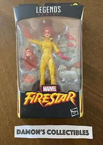 FIRESTAR - Marvel Legends Spider-Man & Friends Exclusive Figure - NEW