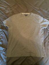 Banana Republic Luxury Touch Large Gray T-Shirt