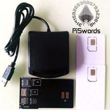 LTE FDD WCDMA CCID tool USIM 4G Secure SIM Card Reader Writer Programmer Clone