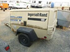 2005 Ingersoll-Rand P185Wjd Ir Portable Air Compressor 185 Cfm # 2898