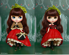 """CWC Exclusive Takara 12"""" 11th Anniversary Neo Blythe """"Red Delicious"""" - NRFB"""