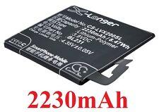 Batterie 2230mAh type BL231 Pour LENOVO VIBE X2