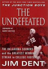 The Undefeated : The Oklahoma Sooners and the Greatest Winning Streak in College