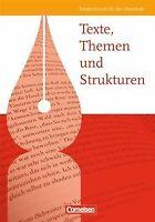 Texte, Themen und Strukturen - Allgemeine Ausgabe: Schül... | Buch | Zustand gut