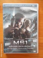 DVD MS1 MAXIMA SEGURIDAD - EDICION DE ALQUILER (9J)