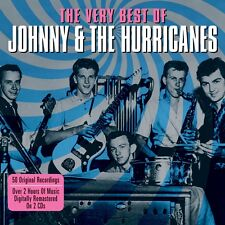Johnny & The Hurricanes - The Very Best Of [Greatest Hits] 2CD NEW/SEALED