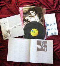 MADONNA MINT JAPAN LIKE A VIRGIN DISC VINYL LP PICTURE SLEEVE RECORD PROMO OBI