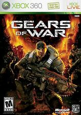 XBOX 360 Gears Of War Video Game fps online multiplayer action fight RE-SEALED
