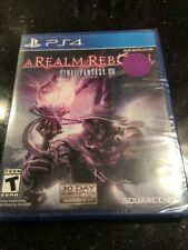 Final Fantasy XIV: A REALM REBORN - PlayStation 4 Brand New Factory Sealed