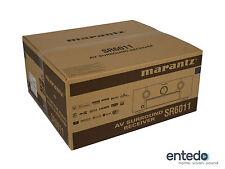 Marantz SR6011 9.2 Heimkino AV-Receiver Verstärker HDCP 2.2 Atmos Schwarz NEU