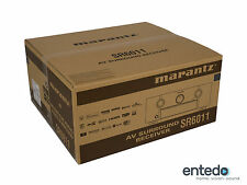 MARANTZ sr6011 9.2 home cinema ricevitore AV amplificatore HDCP 2.2 ATMOS Nero Nuovo