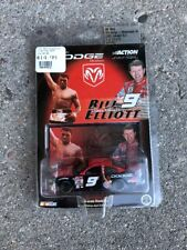 Muhammad Ali/Bill Elliott NASCAR Collectible Car #9 Dodge 2001 Intrepid R/T, New