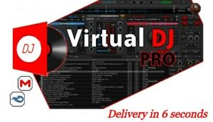 🔥New 2021 Professional Virtual DJ 8.5 Tons of Features Fast Delivery 🔥