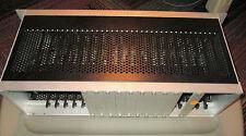 PROMICON SYSTEMS 19-SLOT CARD RACK 24V DC W/ 10 BLANK PLATES SBR-19, CNC-AUTOMAT