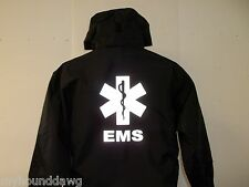 3 Systems Custom Reflective Jacket, Your Choice of Public Safety Prints,