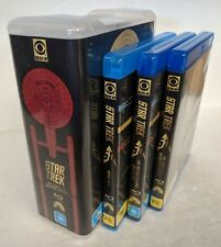 STAR TREK 50th Anniversary ORIGINAL SERIES / Movies I-VI +Bonus 30-Disc Blu-ray