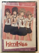 KIMIKISS: PURE ROUGE Complete Collection - MINT NEW SEALED DVDS!!