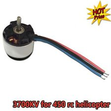 2835mm 3700KV  Brushless Motor  for Align Trex 450 RC Remote Helicopter Heli S