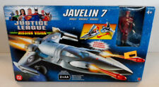 Justice League Mission Vision Javelin 7 Air Craft Vehicle FLASH RARE VARIANT