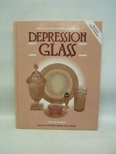Depression Glass by Gene Florence Tenth Edition Color Photos c 1992  Ships Free