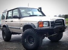 Landrover Discovery TD5 Manual Lifted Offroader Off Road Disco