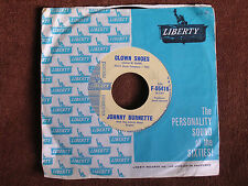 Johnny Burnette/Clown Shoes-The Way I Am/Liberty F-55416/with Sleeve/PROMO/M-