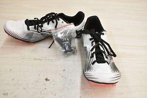 Saucony Ballista Md S29071-1 Track Shoes, Men's Size 7.5M, White NEW