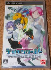 Good condition Digimon World Re:Digitize for PSP Free shipping From Japan