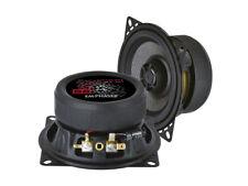 "10cm  4"" 2-Wege Koax Auto Lautsprecher 100 Watt RMS EMPHASER ECX100-S6"