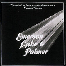 EMERSON LAKE & PALMER Welcome Back My Friends to the Show That Never Ends CD NEW