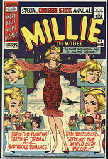 Millie the Model Annual 4 in NM 9.4 almost 9.6 High Grade! Marvel 1965