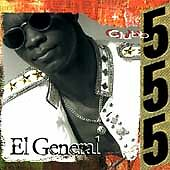 EL GENERAL CLUB 555  (RELEASE 1995)  NEW-SEALED    CASSETTE