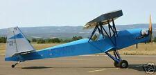 Model-60 Sauterelle Potez Airplane Desktop Wood Model Big New