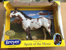Breyer Wapiti #760237 idocus ravel mold paint / pinto LIMITED EDITION SR [--]