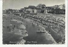 vecchia cartolina di sanremo   bagni morgana