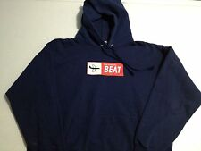 Vtg THE ENGLISH BEAT 1982-80s Ska Punk Rock Bad Manners Madness Hoodie Large