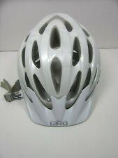 GIRO SKYLA WOMEN'S  G 151 Y White Gray Pattern size 50 - 57  cycling  Helmut