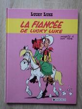 Morris LUCKY LUKE LA FIANCE DE LUCKY LUKE Dargaud DL Novembre 1985