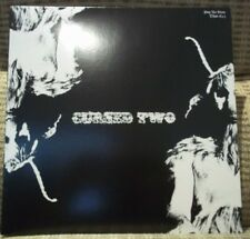 CURSED - TWO LP 2012 GERMAN BOOTLEG RELEASE NEVER PLAYED ONE LEFT FOR DEAD SECT